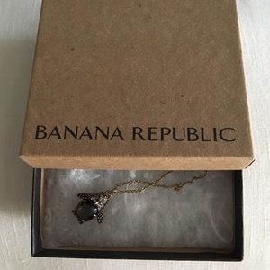 Banana Republic Penguin Pendant Necklace